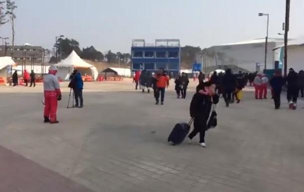 В Пхенчхане эвакуируют людей из-за урагана