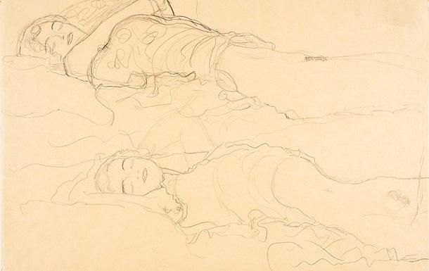 Австрійка до смерті зберігала в шафі малюнок Клімта