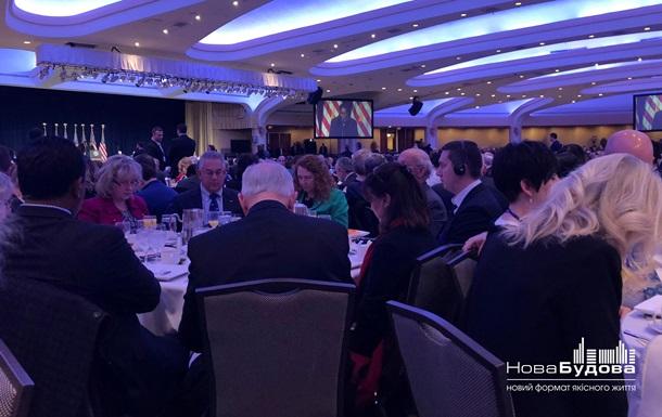 НоваБудова во второй раз приняла участие в ежегодном молитвенном завтраке в США