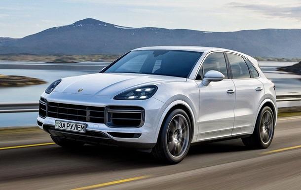 Тест кроссовера Porsche Cayenne третьего поколения