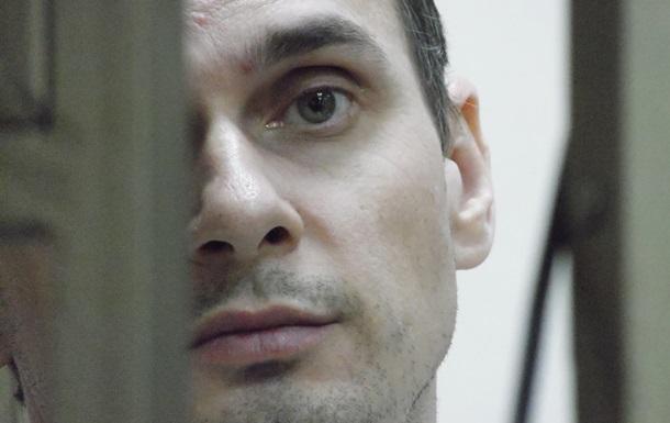 Сенцов подзвонив додому із російської в язниці