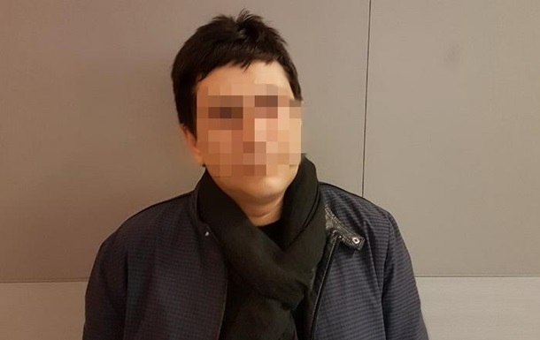 В Киеве задержан  авторитет  из Грузии, которого дважды высылали из страны