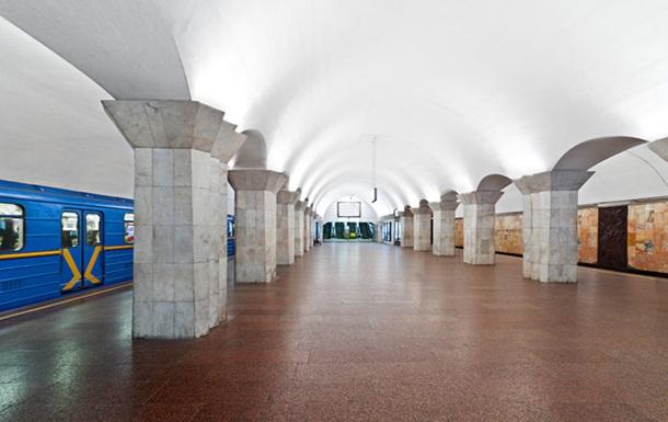 В четверг временно закроют метро Майдан Независимости