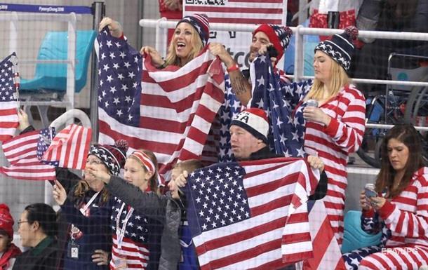 Олімпіада-2018: США стали третіми в медальному заліку