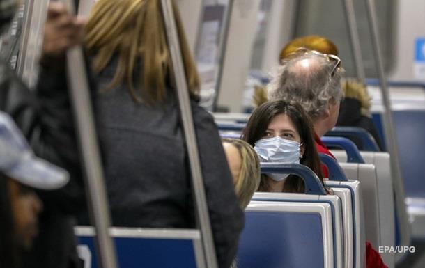 В пяти областях Украины объявлена эпидемия гриппа