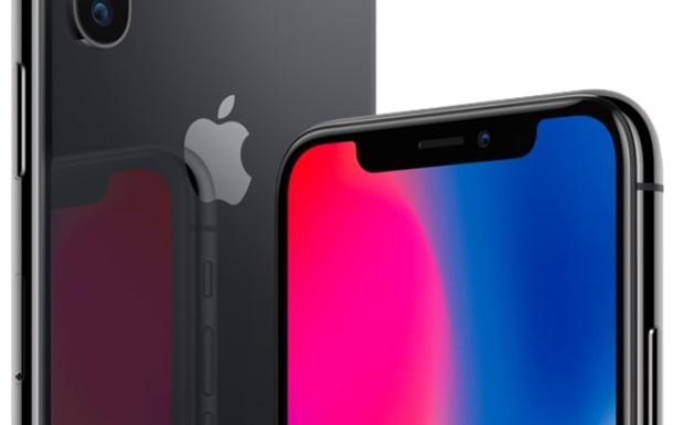 Apple уменьшит  монобровь  вверху экрана iPhone X