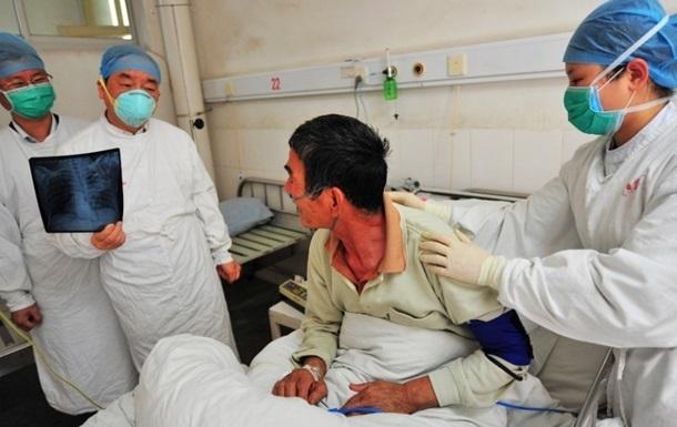 У Китаї зафіксований перший випадок зараження новим пташиним грипом