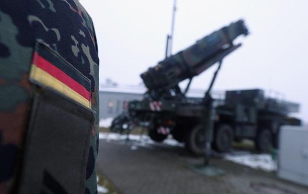 Німеччині бракує військової техніки для операцій НАТО - ЗМІ