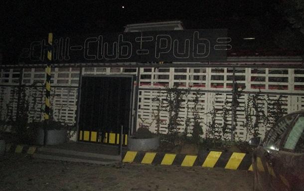 В ночном клубе Ужгорода произошла стрельба, есть раненый