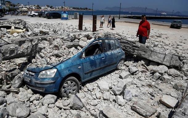 Чотирьом країнам ЄС компенсують збитки від природних катаклізмів