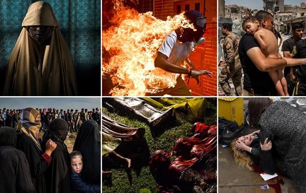 У світі жахів. Головні фотографії 2017 року