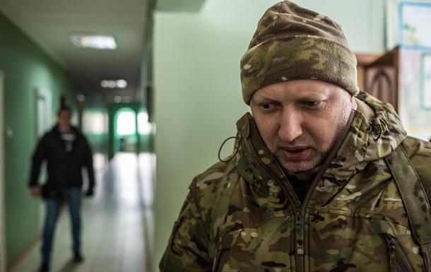 Турчинов розповів, як РФ планувала вторгнення