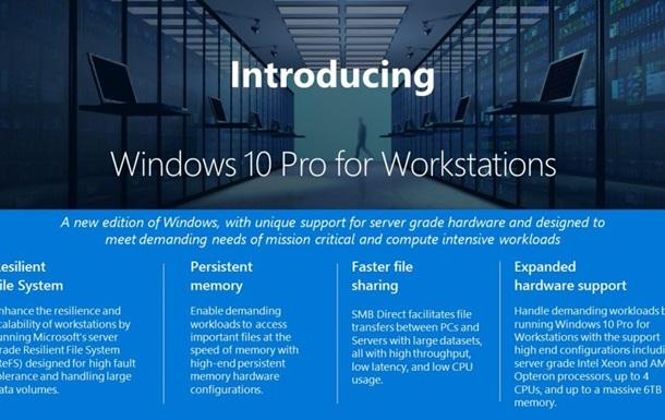 В Windows 10 появится суперпроизводительный режим