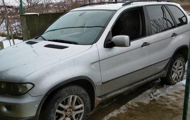 ВОдесской области иностранцы обстреляли изавтомата БМВ X5 местного фермера