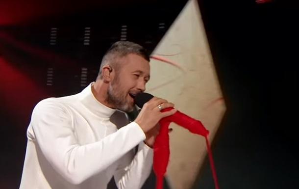 Нацвідбір на Євробачення-2018: Сергій Бабкін -  Крізь твої очі