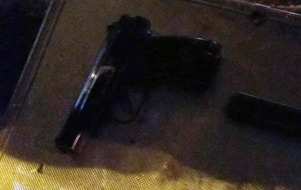 Біля наметового містечка під Радою знайшли зброю