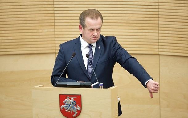У Литві готують імпічмент депутату, у якого виявили надприбутки