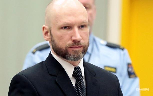 Брейвик заявил о раскаянии в теракте в Норвегии