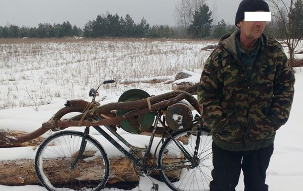 Из Чернобыльской зоны пытались вывезти зараженный металл