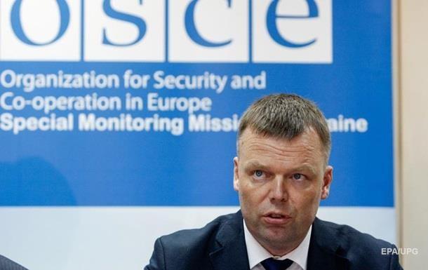 """ОБСЕ заявила о """"спирали насилия"""" на Донбассе"""