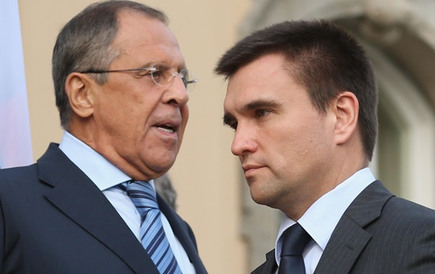 Климкин планирует встретиться с Лавровым в Мюнхене