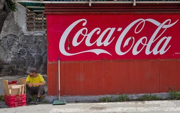 Прибуток Coca-Cola впав у п ять разів