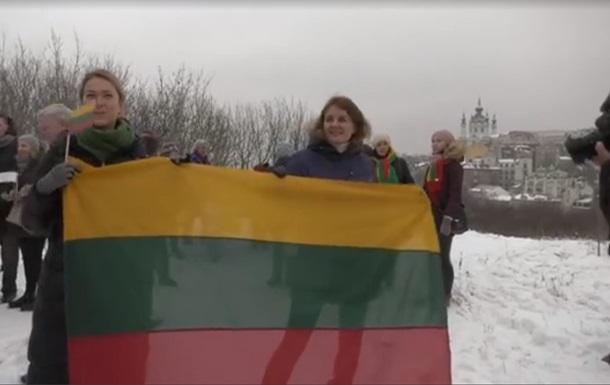 У Києві відзначили 100-річчя Литовської Республіки