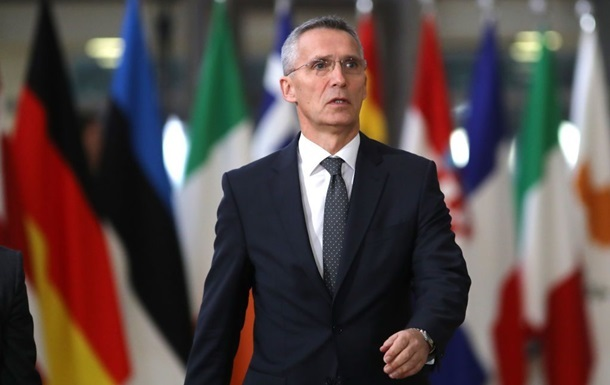 Столтенберг: ЕС не может защитить Европу самостоятельно