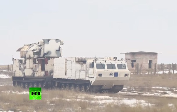 В РФ испытали арктический ракетный комплекс Тор