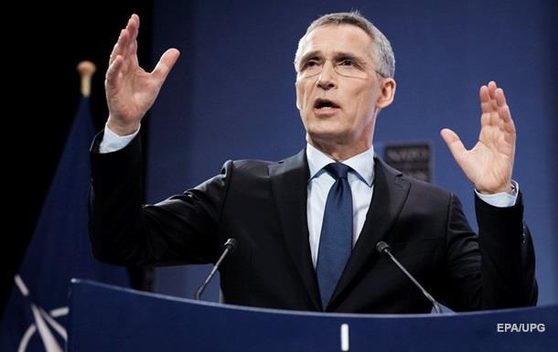 Столтенберг: НАТО не откажется от ядерного оружия
