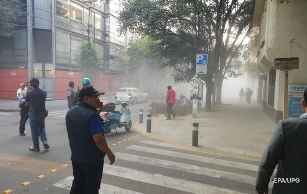 У Мексиці сталося близько 200 афтершоків після землетрусу