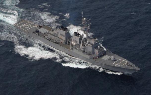 ВЧерное море вошел эсминец ВМС США, наносивший ракетные удары поСирии