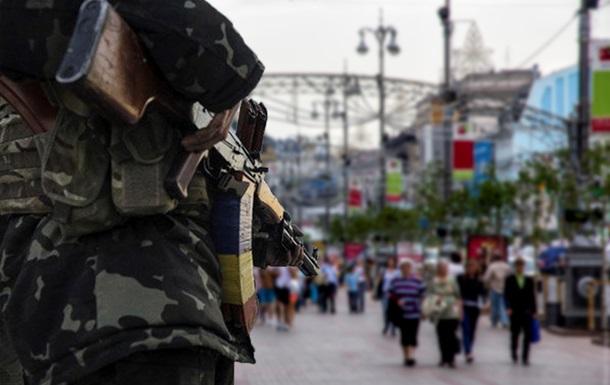 Почему АТО-шники убивают мирных украинцев не на Донбассе, а в Киеве