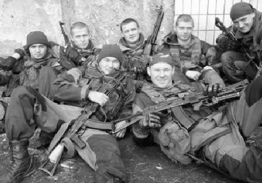Непризнанные  солдаты удачи , которых больше нет…