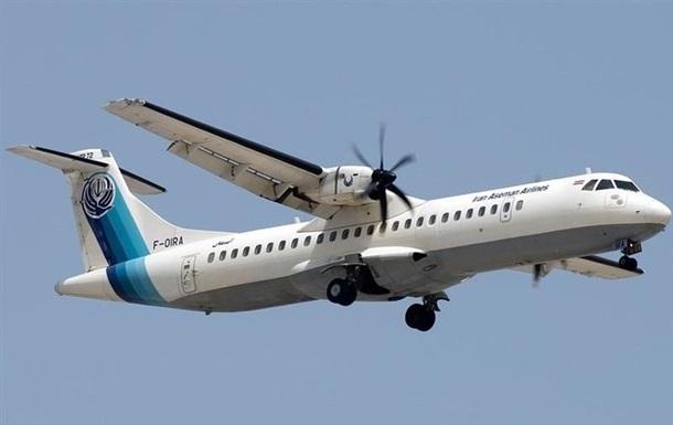 В Иране разбился самолет с 66 пассажирами