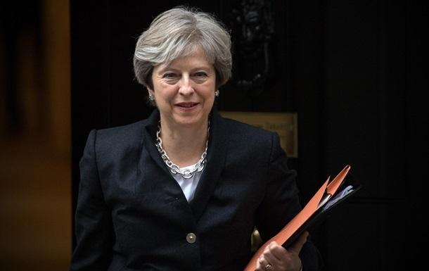 Мей пообіцяла тісну співпрацю з ЄС у сфері безпеки після Brexit