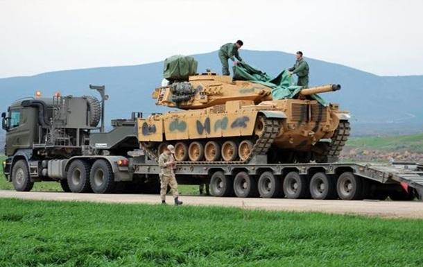 Анкара отрицает использования химоружия в Сирии