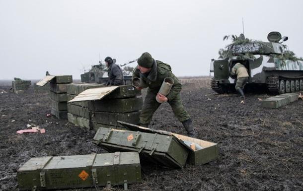 Двое сепаратистов взоне АТО подорвались насобственных минах— штаб