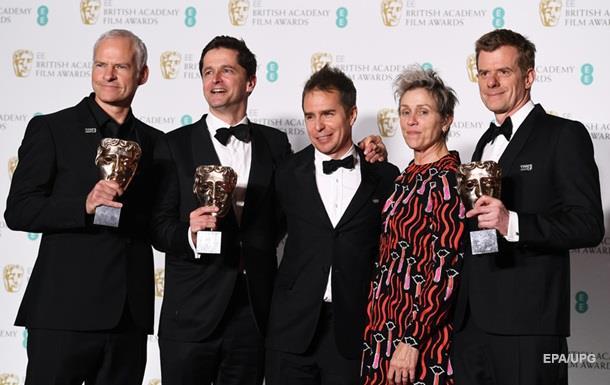Названий найкращий фільм кінопремії BAFTA