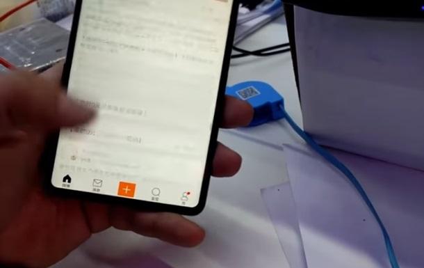Безрамочный Xiaomi Mi Mix 2S показали на видео