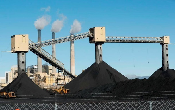 Україна знизила видобуток вугілля майже на третину