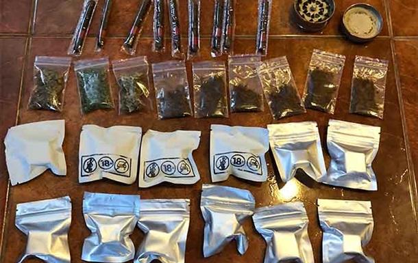 У Дніпрі в студента знайшли партію шоколаду з наркотиками