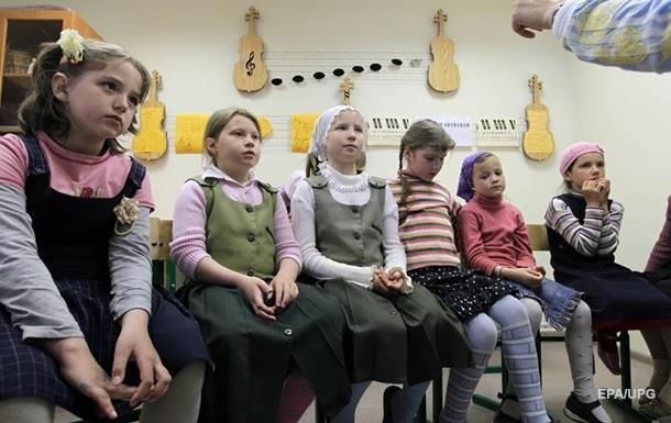 В российском детском доме изнасиловали семерых детей
