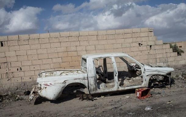 У Сирії внаслідок авіаудару загинула 71 людина