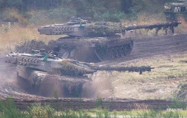 Германия в три раза увеличит количество военных на учениях НАТО