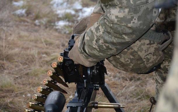 В зоні АТО загинув боєць, четверо поранені - штаб