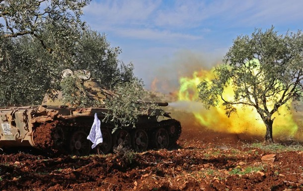 Проурядові сирійські підрозділи увійшли врайон Афрін— ЗМІ