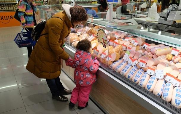 Українці витрачають на продукти найменше в Європі