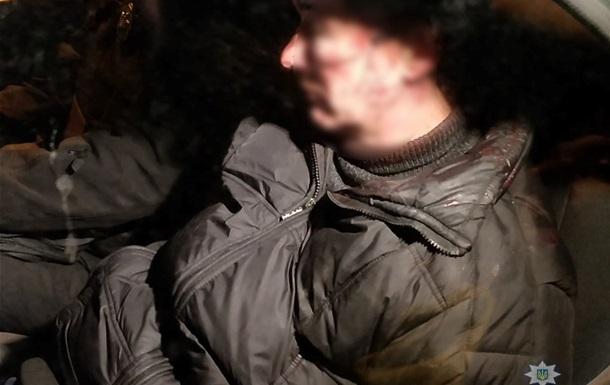 Під Києвом ветеран АТО пішов війною на копів