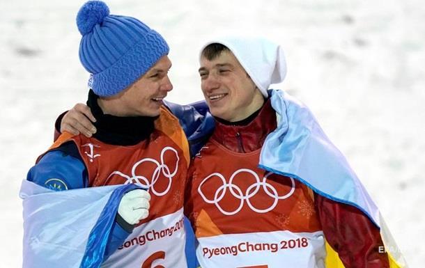 Зрада українця, допінг РФ, голі груди. Ігри-2018